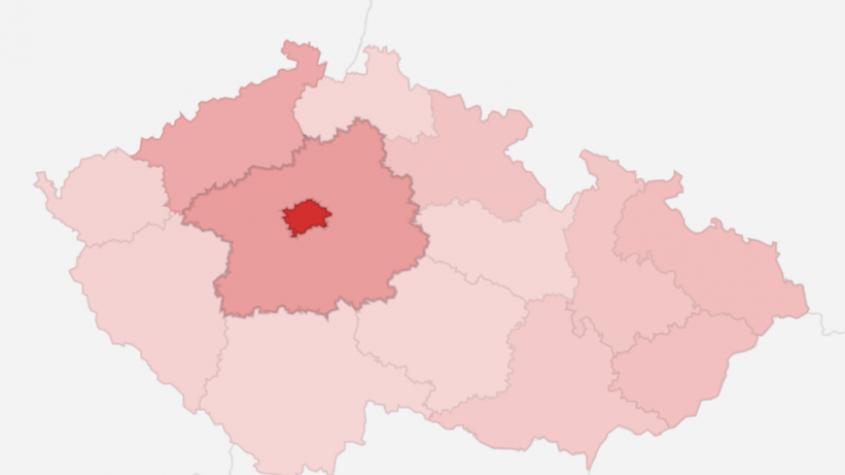 Ve Středočeském kraji je nakažených koronavirem 21. Na Příbramsku se nákaza prozatím nepotvrdila