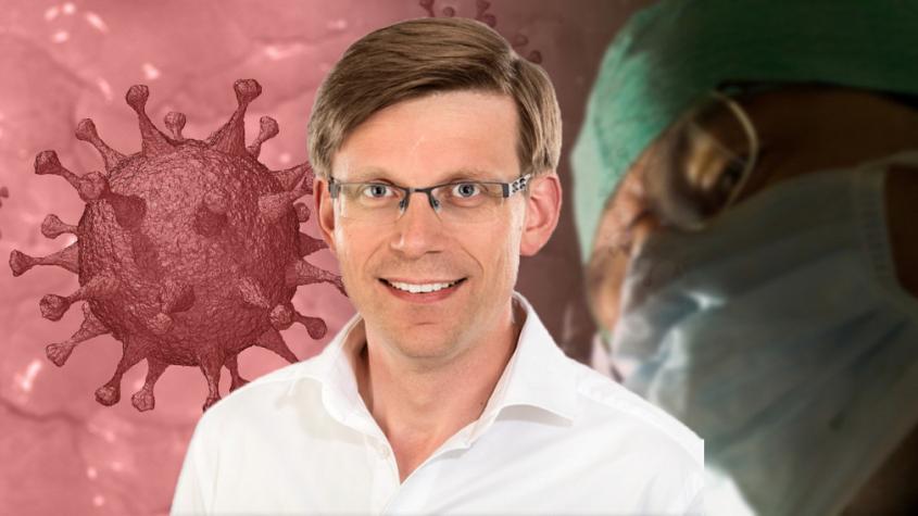 Kupka: Příbramská nemocnice nemá respirátory, pacienty s koronavirem ošetřuje s rouškami
