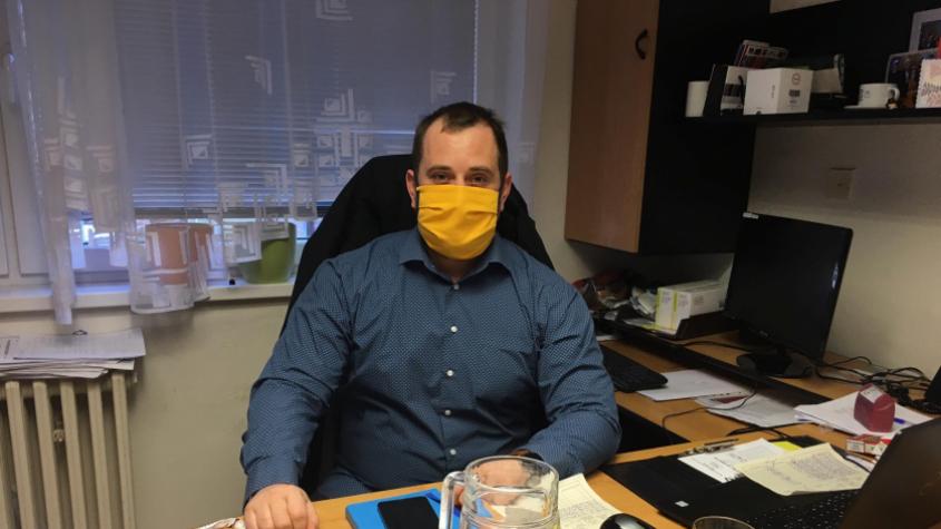 Tomáš Cipra: V domově s pečovatelskou službou byla prokázána nákaza koronavirem. Hygiena nás neinformovala, nemáme žádné instrukce