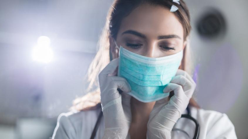V neděli byl zaznamenán nejmenší nárůst nemocných s covid-19 od začátku epidemie v ČR