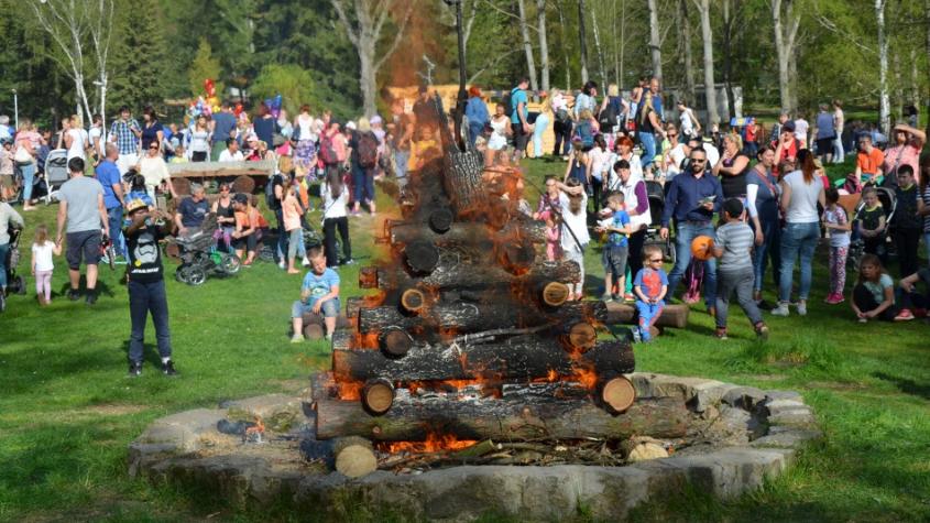 Hasiči vyzývají občany k ohleduplnosti, nepalte letos čarodějnice