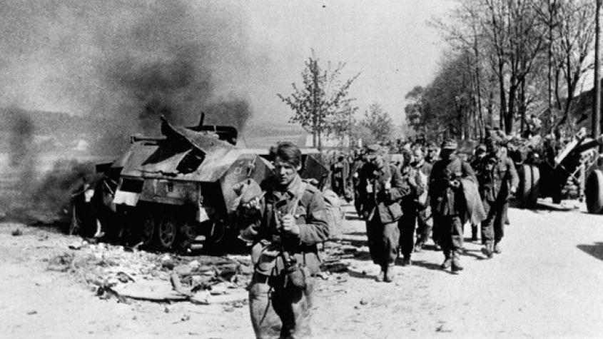 Dohoda o německé kapitulaci zachránila Prahu před zničením