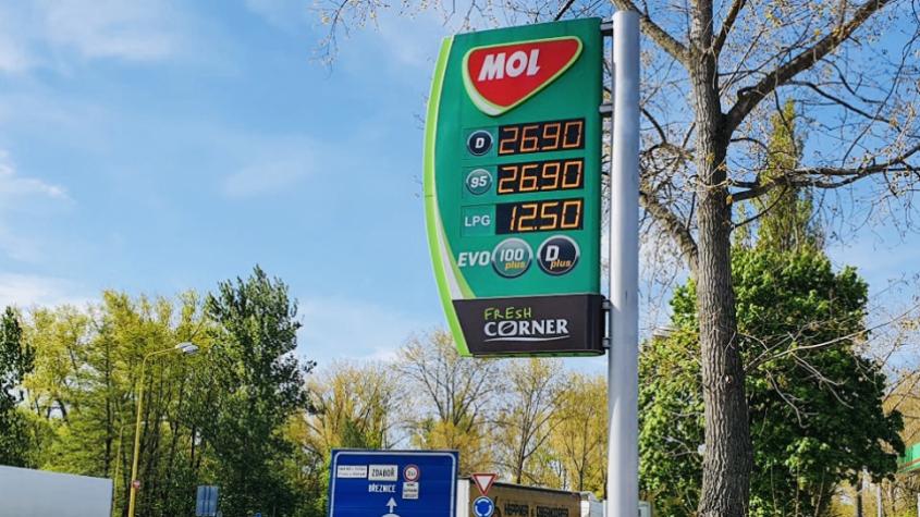 Příbramské čerpací stanice drží ceny pohonných hmot stále vysoko. Kartel, nebo náhoda?