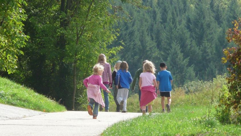 Lidé v petici žádají, aby bylo možné žáky vyučovat i v přírodě