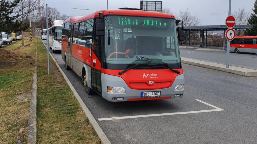 Ve Středočeském kraji se vrátí hromadná doprava do běžného režimu 18. května