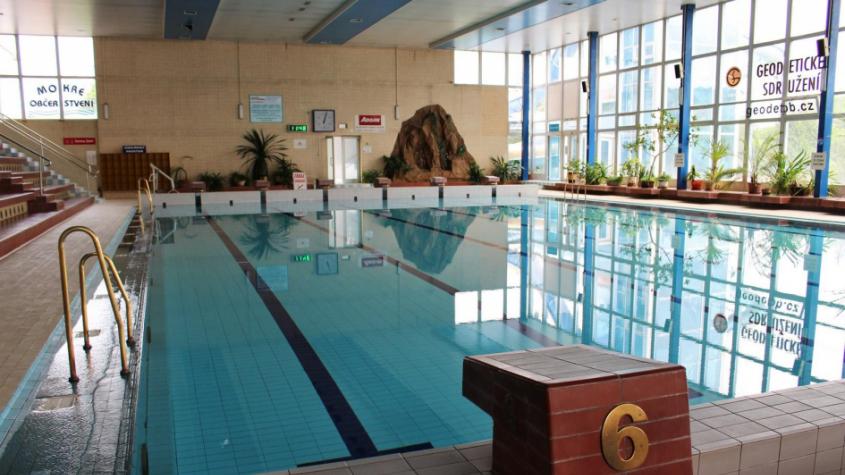 Příbram otevírá vnitřní bazén, vprovozu bude ivdopoledních hodinách