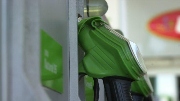 Ceny pohonných hmot ve středních Čechách znovu mírně stouply