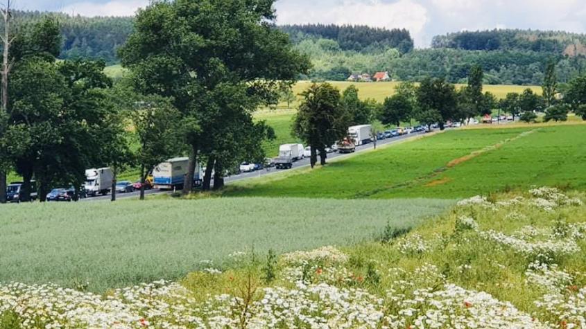 Na českých silnicích začíná téměř čtyřměsíční sčítání intenzity dopravy