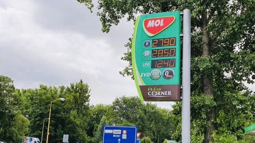 Paliva dál zdražují, benzin stojí stejně jako koncem března