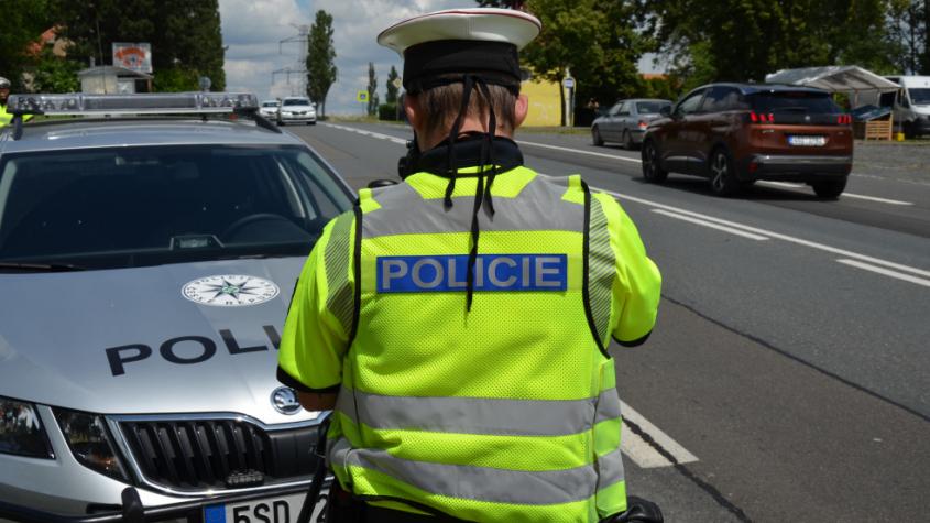 Policisté zvýšili dohled na silnicích. Známe jejich stanoviště