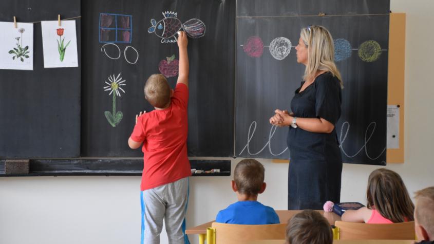 Přípravné třídy budou v novém školním roce dvě