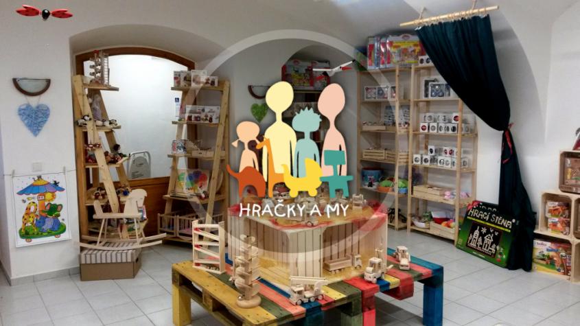 Zavedené hračkářství v Příbrami hledá nového provozovatele. Z časových důvodů nemohu pokračovat, říká majitelka obchodu