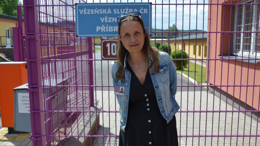 Při rozhovorech jsem viděla desítky plačících odsouzených, říká vězeňská kaplanka