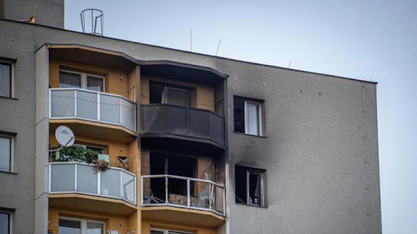 Policie vyšetřuje rasistický článek o požáru v Bohumíně