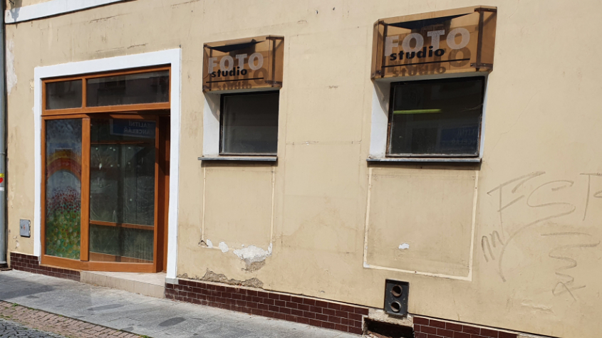 Informační centrum se přesune do bývalého fotoateliéru v Pražské ulici