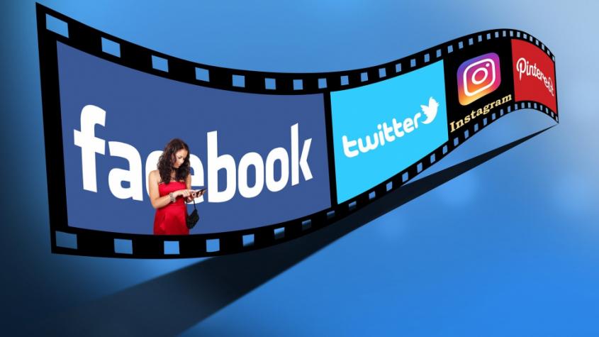 Doba trávená na sociálních sítích stoupla na 159 minut