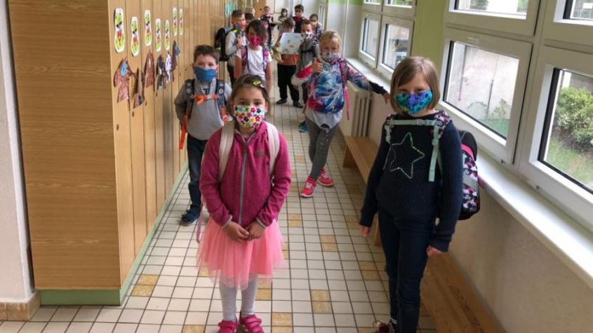 Ministerstvo školství aktualizovalo v manuálu pro školy informaci k nošení roušek