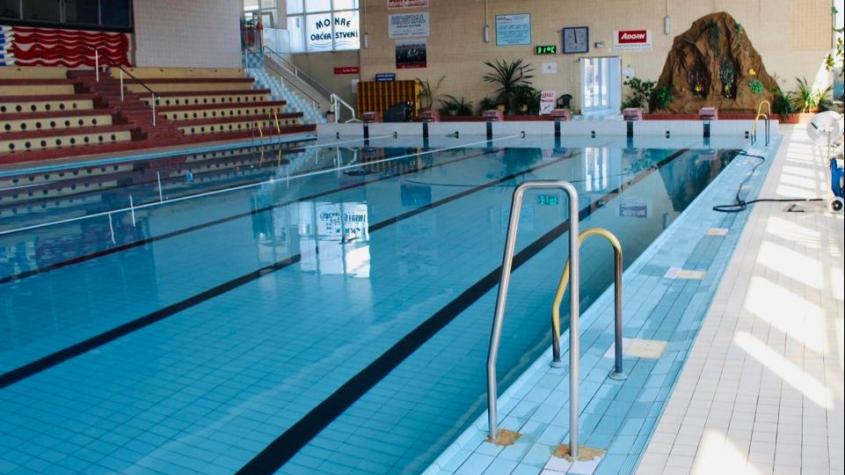 V první etapě rekonstrukce aquaparku Příbram se slanou vodou nepočítá