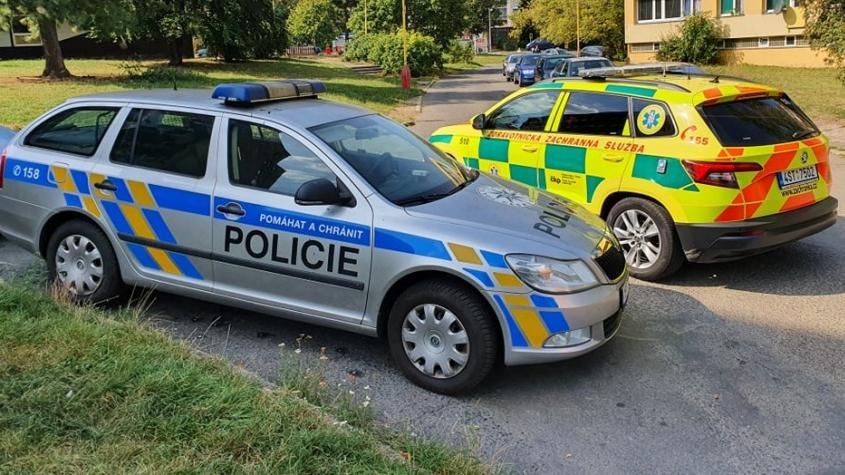 Tragédie v Příbrami: Policie vyšetřuje úmrtí dítěte