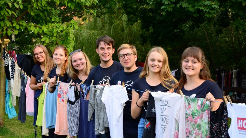Studenti z Rožmitálu založili občanský spolek. Po Piknikové hadrárně chystají akci ke konci 2. světové války