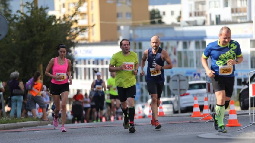 Příbramský půlmaraton byl rekordní, pořadatelé poodhalili plány pro rok 2021