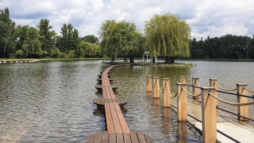 Koupání na Nováku se kvůli výskytu parazitů nedoporučuje, hrozí podráždění kůže