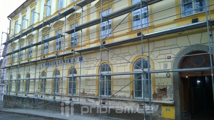 Budova I. polikliniky projde kompletní rekonstrukcí