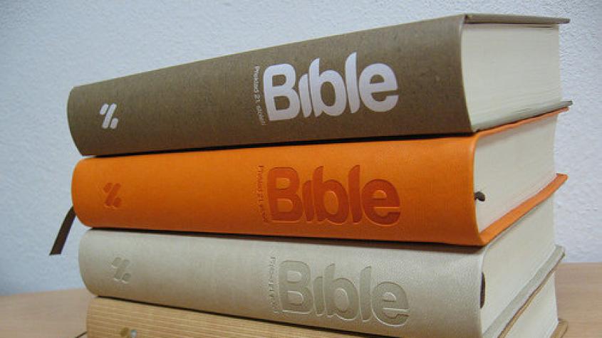 Bible čtivě a pro všechny. Překlad pro čtenáře 21. století představí jeho autor v Březnici
