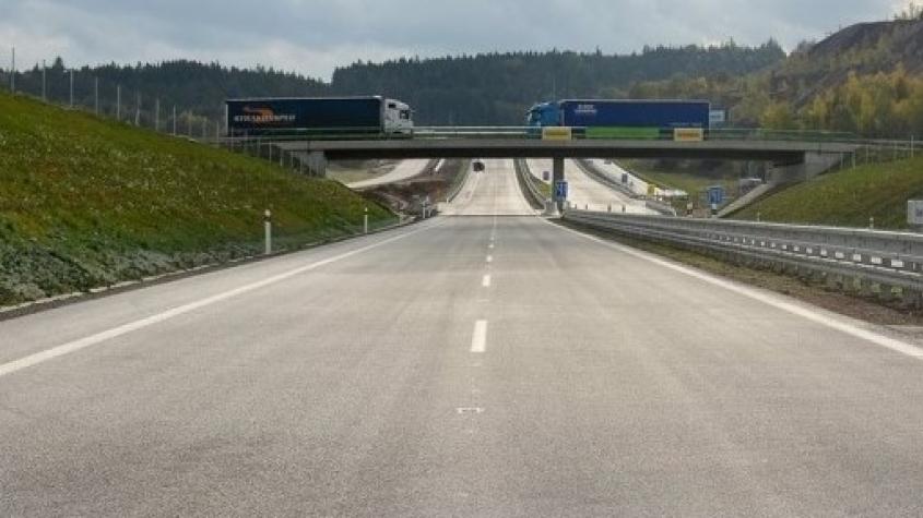 Řidiče čeká na dálnici D4 tento týden několik omezení