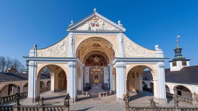 Festival duchovní hudby na Svaté Hoře navštívíte i online