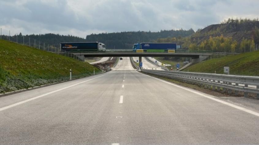 MD dalo zelenou výstavbě D4 mezi Milínem a Lety