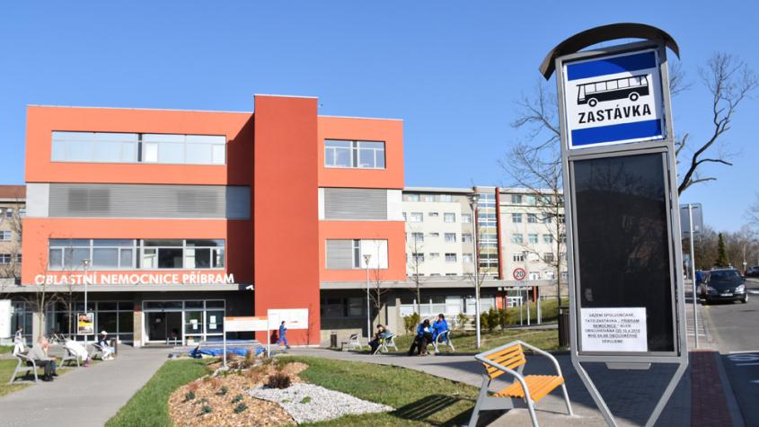 V příbramské nemocnici se připravují na nejhorší, lůžkové i personální rezervy se krátí
