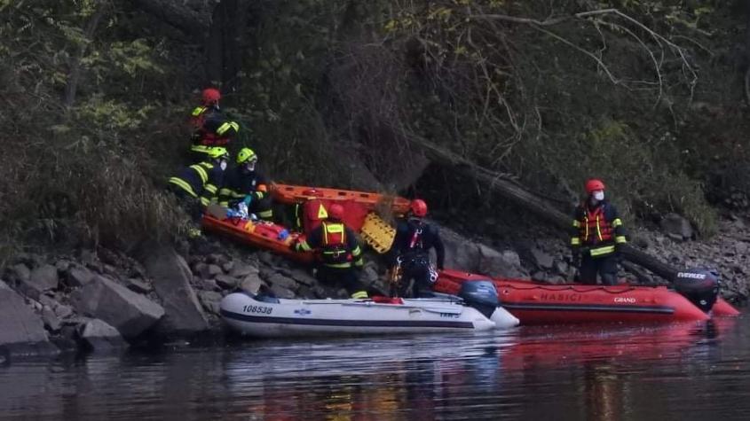 Horolezkyně na Příbramsku při slaňování spadla z 6 metrů, na místo letěl vrtulník
