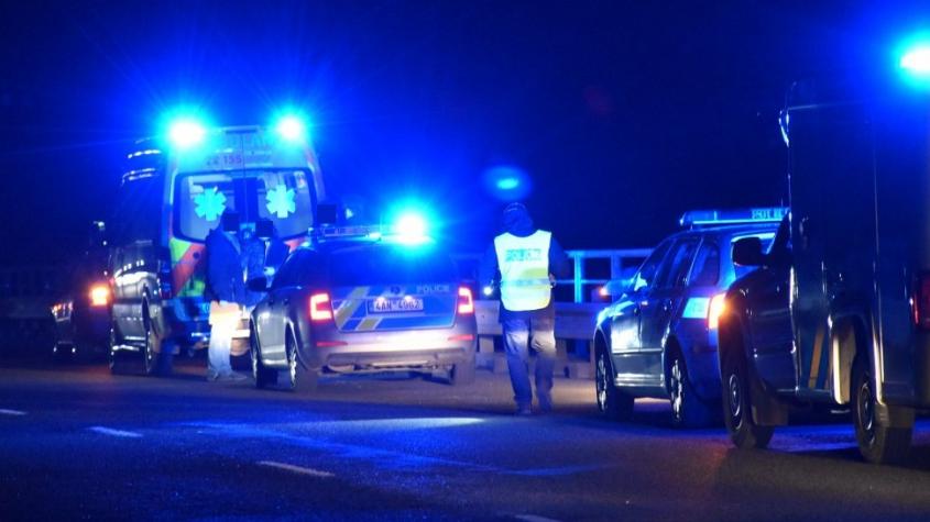 Žena u Živohoště hrozila skokem z mostu, rozmluvili jí to policisté