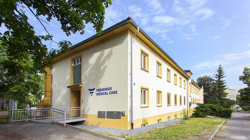 Dialyzační středisko v Příbrami  letos oslavilo 35. výročí založení
