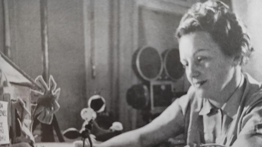 Trpělivá Hermína Týrlová: Ani ne v desetiminutovém filmu musela udělat téměř 55 000 změn pohybů Ferdy Mravence
