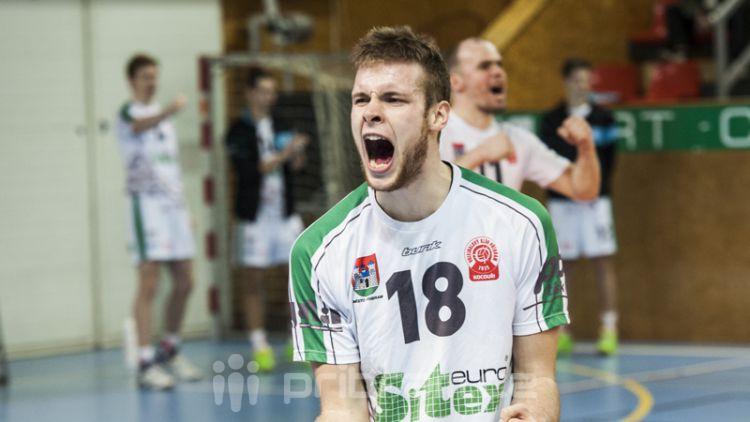 Příbram porazila Budějovice i bez vyloučeného Josefackiho