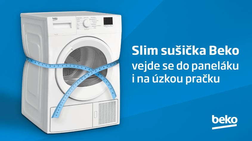 Soutěže o hodnotné ceny pokračují: Vyhrajte s pribram.cz a ETD Elektro Trhové Dušníky sušičku prádla s hloubkou pouhých 51 cm