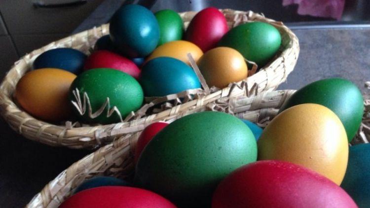 Od včera můžete navštívit Velikonoce v hornickém domku