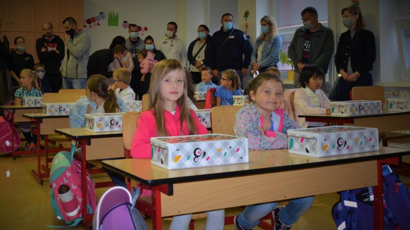 Ředitelé základních škol návrat dětí vítají