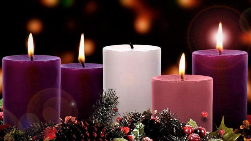 Vánoční čas přichází. Zapalme svíci naděje
