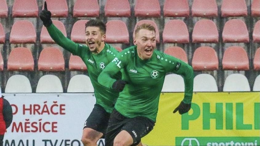 Příbram porazila Boleslav 2:1 a poprvé v ligové sezoně vyhrála