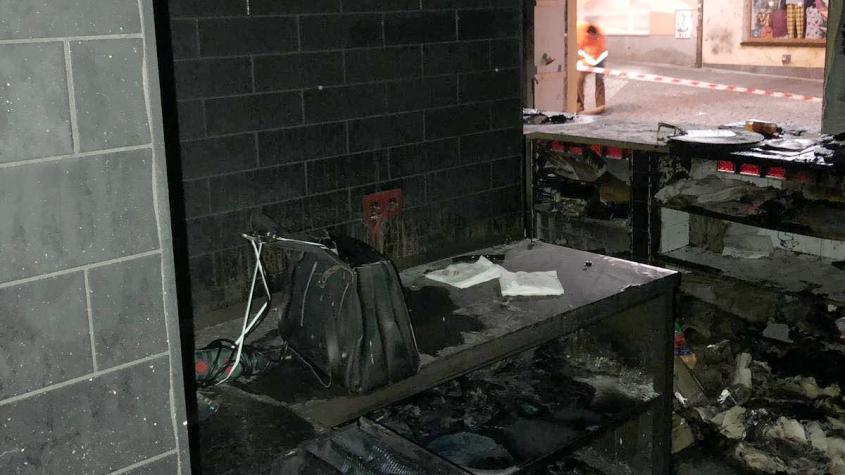 Požár pizzerie v Pražské způsobil škodu jeden a půl milionu korun