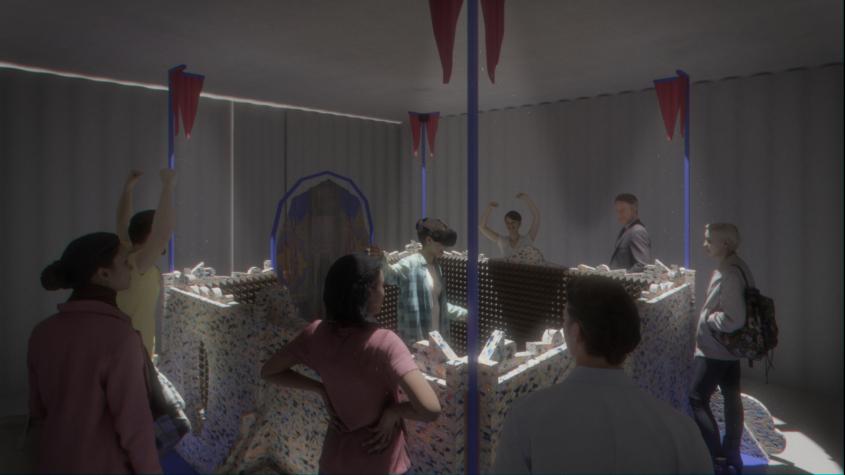 Galerie je otevřena. V prosinci ukáže betlémy a virtuální realitu