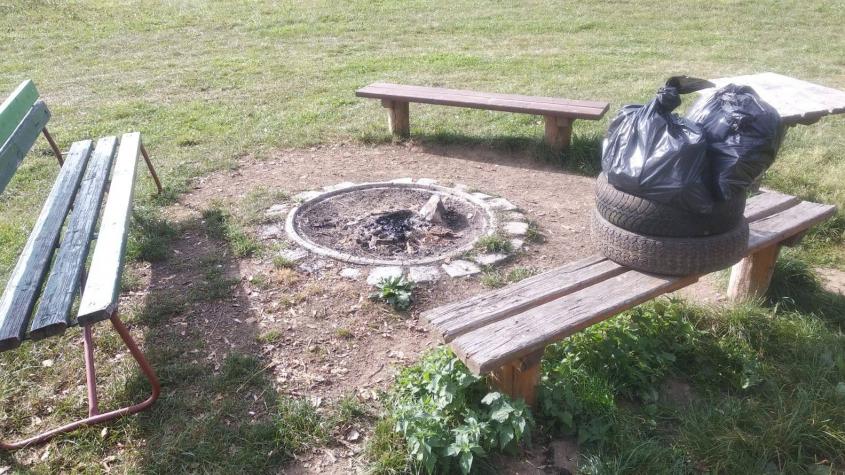 Odpadky se letos sbíraly i na Příbramsku. K veřejnému úklidu se připojili hasiči, sokolové nebo obce