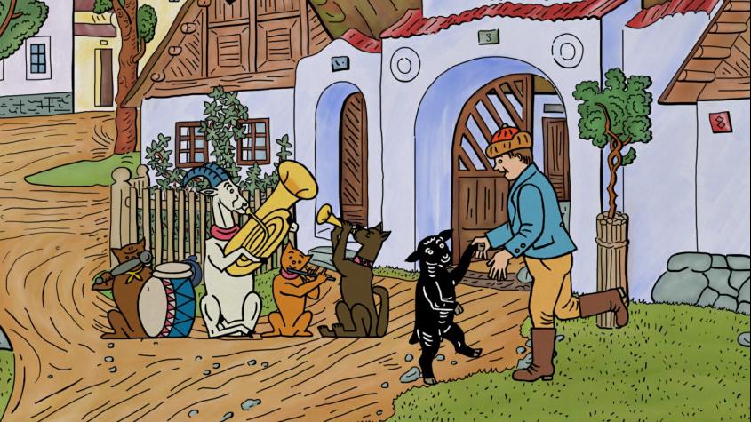 Josef Dvořák se vrací k večerníčkům. Namluvil příběhy Honzy a beránka na motivy Josefa Lady
