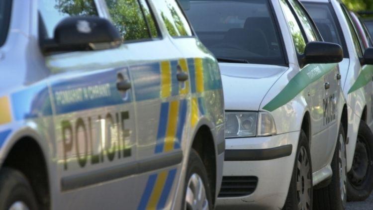 Nákladní automobil srazil v Rožmitálské muže, střet nepřežil (AKTUALIZOVÁNO)