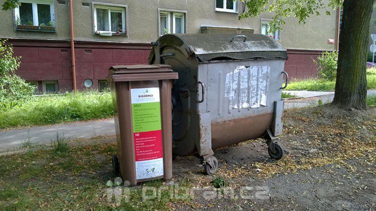 Svoz bioodpadu budou od července zajišťovat technické služby