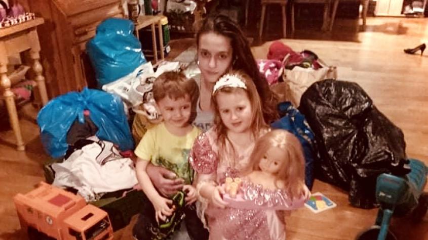 Syn má největší radost z motorek a dcera z panenek, říká pozůstalá po tragické události v Ohrazenicích