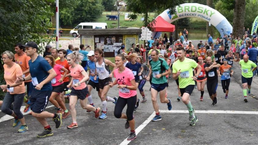 Nový rok přináší 8. ročník oblíbeného Brdského běžeckého poháru